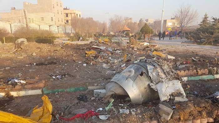 هر دو جعبه سیاه بوئینگ 737 او کراینی پیدا شد، شروع آنالیز های دقیق تر توسط تیم آنالیز سانحه