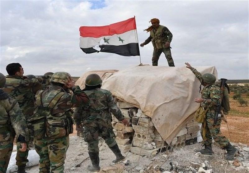 سوریه، محاصره معره النعمان در ادلب از 3 محور
