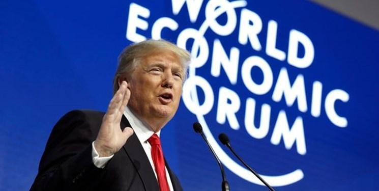 خلاصه سخنرانی ترامپ در داووس؛ تعریف و تمجید از اقتصاد آمریکا
