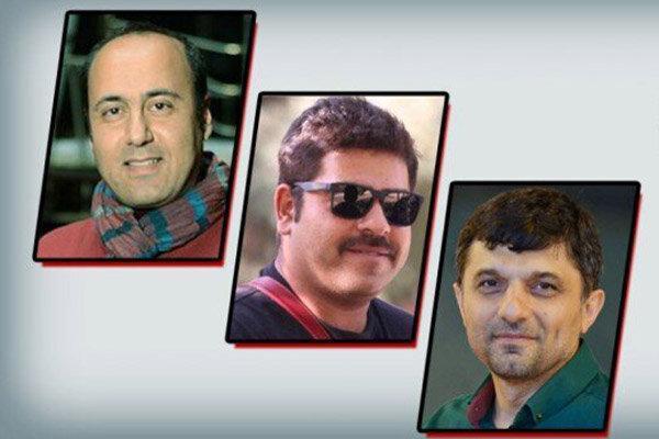 معرفی داوران بخش مسابقه تبلیغات سینمای ایران در فجر 38