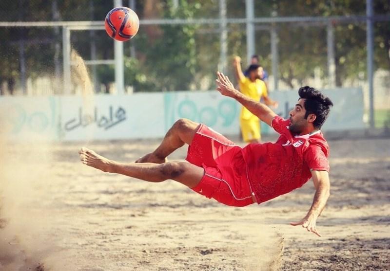 برگزاری اردوی تیم ملی فوتبال ساحلی در غیاب لژیونرها
