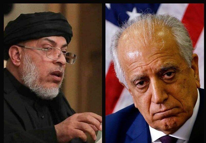 خبرنگاران نماینده آمریکا در افغانستان از اقدام طالبان علیه داعش استقبال کرد