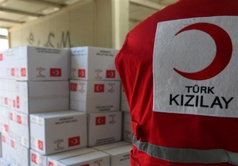 ارسال کمک های پزشکی از سوی سفارت ترکیه در عراق به کرکوک