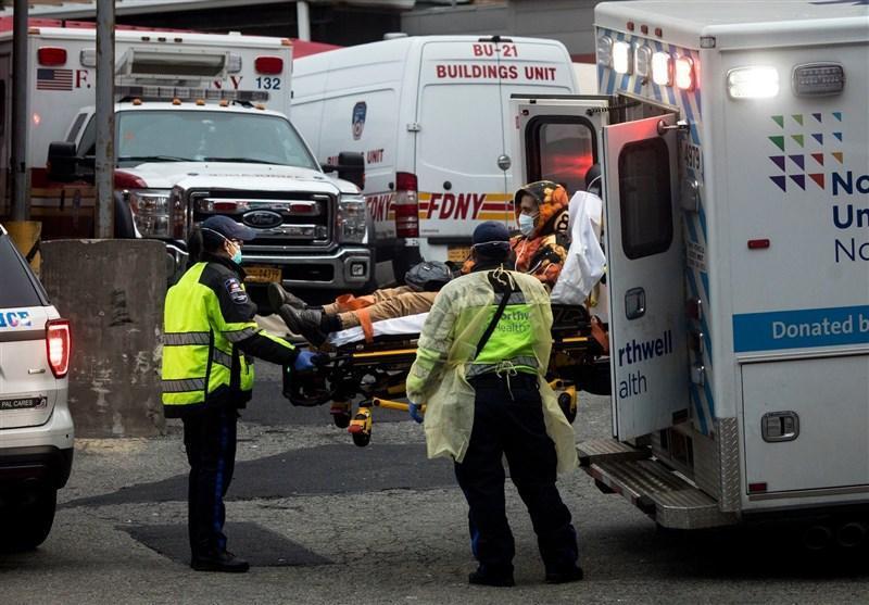 600 کارمند وزارت دفاع آمریکا به کرونا مبتلا شدند