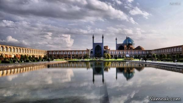 گذری در تاریخ و جاذبه های میدان نقش جهان اصفهان