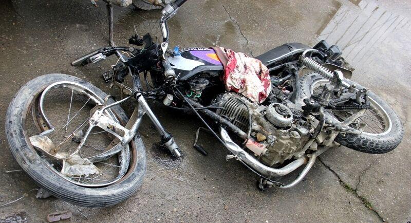 خبرنگاران 68 موتورسوار در سوانح جاده ای همدان جان باختند