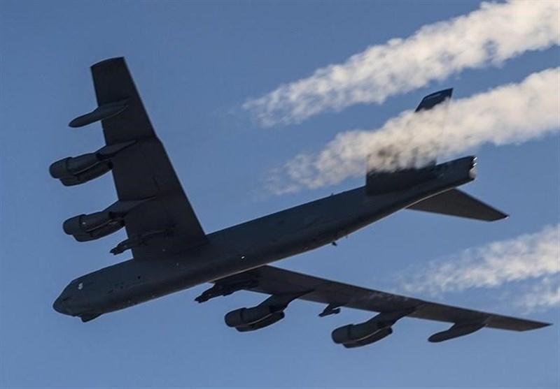 شناسایی بمب افکن های آمریکایی در نزدیکی مرز روسیه در اقیانوس آرام