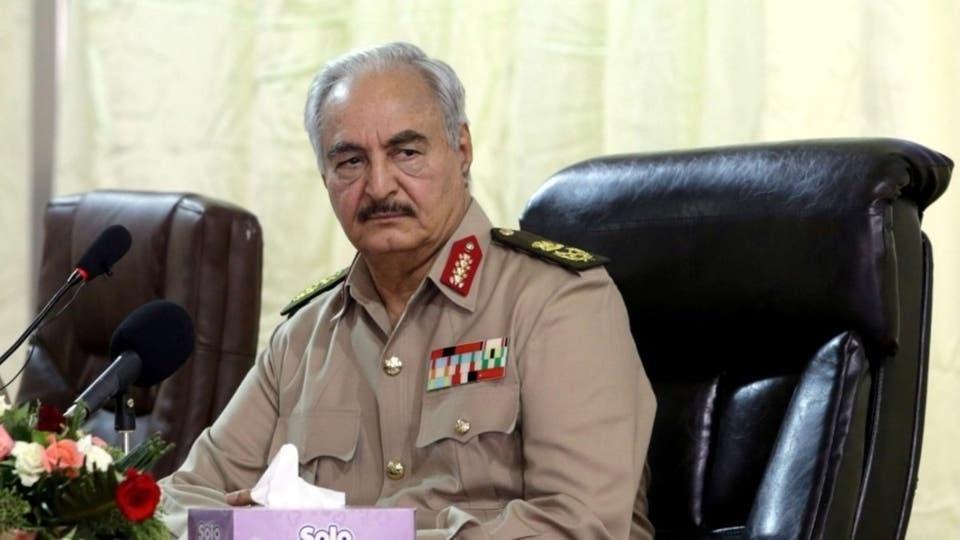 نظامیان ترکیه از لیبی عقب نشینی کنند