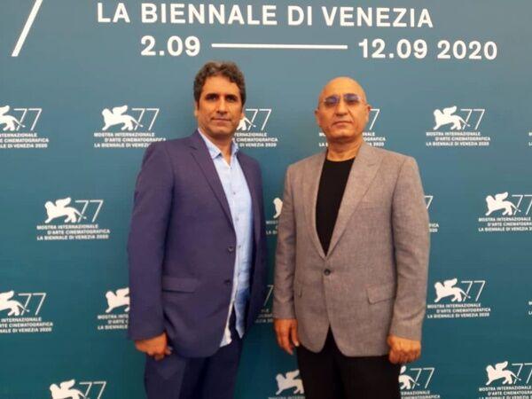 خبرنگاران درخشش نمایندگان ایران در جشنواره فیلم ونیز