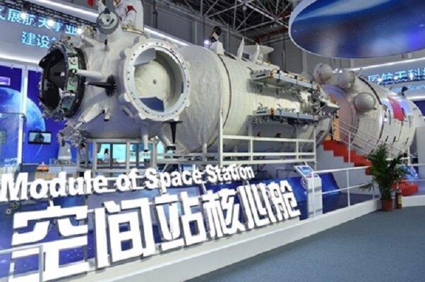 ایستگاه فضایی چین تا سال 2022 تکمیل می گردد