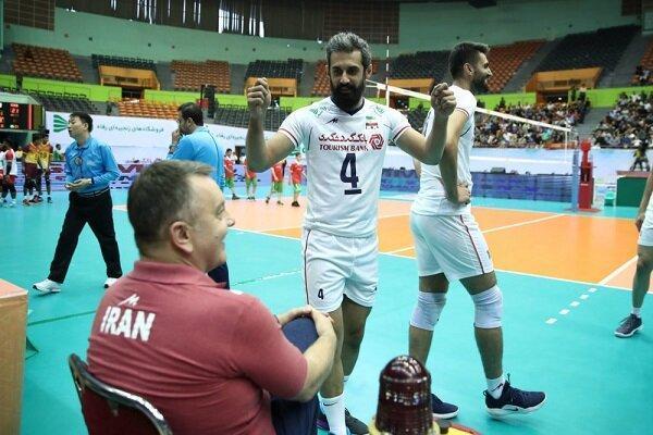 تدبیر فدراسیون برای جانشین جادوگر، مغز دوم تیم ملی والیبال دراروپا