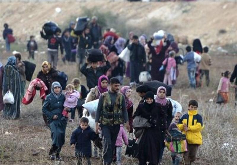 37میلیون آواره؛ نتیجه جنگ افروزی های آمریکا به بهانه مبارزه با تروریسم