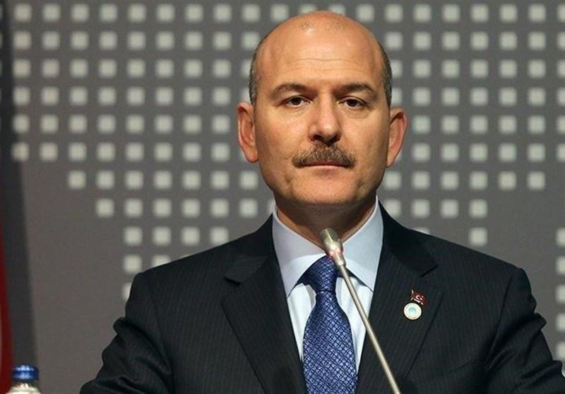 وزیر کشور ترکیه: اتهام زنی سفارت آمریکا شایسته نبود