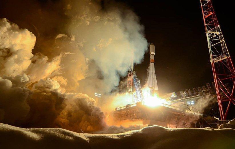 روسیه نسل بعدی سامانه موقعیت یاب جهانی گلوناس را در مدار قرار داد