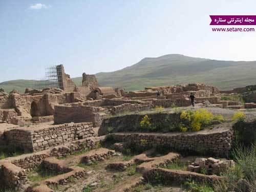 معرفی جاذبه های گردشگری آذربایجان غربی