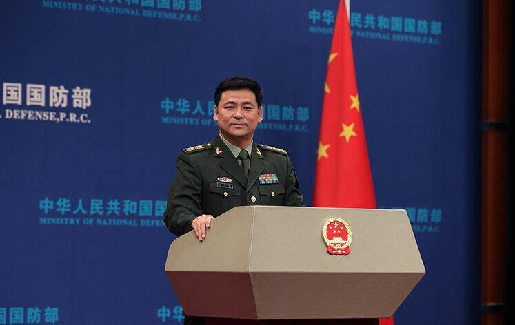 خبرنگاران چین: با هر نوع ارتباط نظامی آمریکا و تایوان قاطعانه مخالفیم