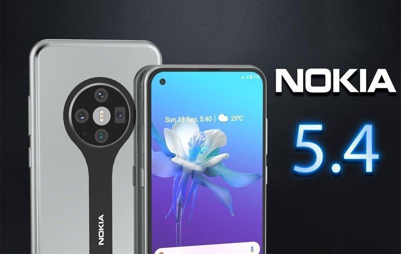 نوکیا 5.4 با نمایشگر حفره ای 6.4 اینچی به زودی راهی بازار می شود