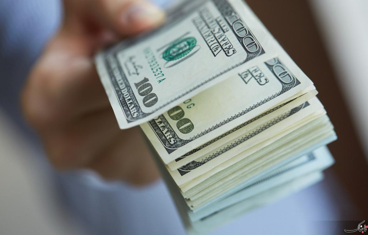قیمت دلار در بازار متشکل امروز شنبه 1399، 09، 08