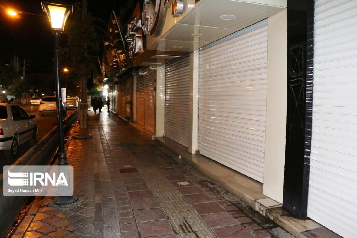 خبرنگاران 95 درصد از صنوف ورامین محدودیت های کرونایی را رعایت کردند