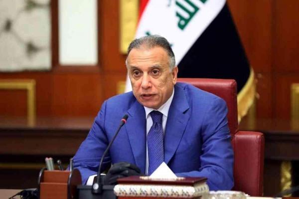 خبرنگاران الکاظمی از بازداشت چند مظنون در حمله راکتی بغداد اطلاع داد