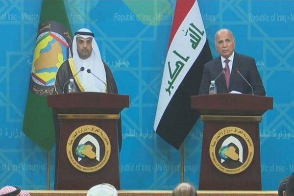 تقویت همکاری های سیاسی و امنیتی؛ محور رایزنی الحجرف در عراق