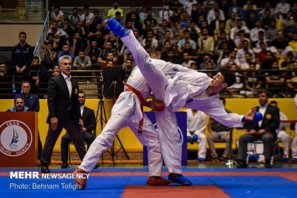 زمان قرعه کشی و شروع مسابقات لیگ های کاراته اعلام شد