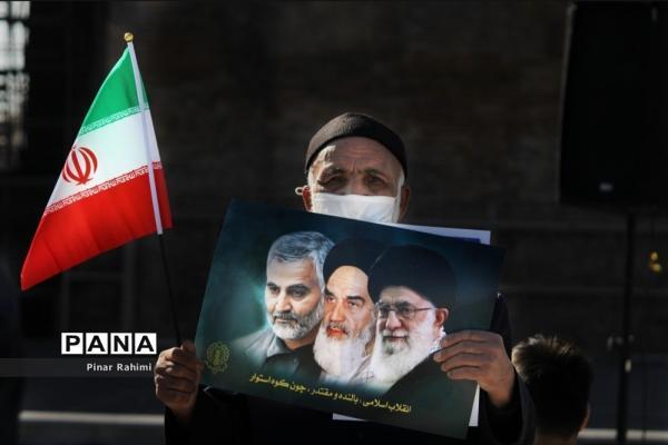 نمایندگی های ایران در سراسر دنیا پیروزی انقلاب را گرامی داشتند