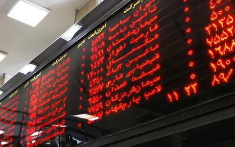 عقب نشینی 5597 واحدی شاخص بورس تهران