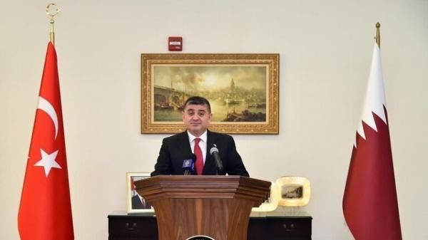 سفیر ترکیه: امیدواریم روابطمان با عربستان خوب گردد