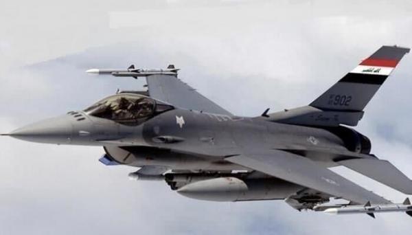 حملات هوایی جنگنده های عراق به مواضع داعش در دیاله و نینوا