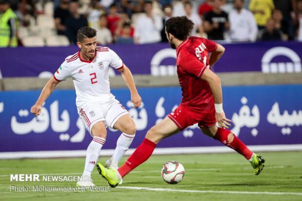 بازی تدارکاتی تیم ملی فوتبال ایران و سوریه روز 10 فروردین