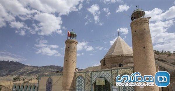 بازسازی مقبره بابابزرگ شهرستان دلفان انتها یافت
