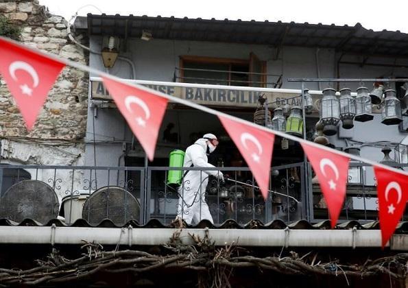 ابتلای بیش از 54 هزار نفر در ترکیه به کرونا طی یک روز خبرنگاران