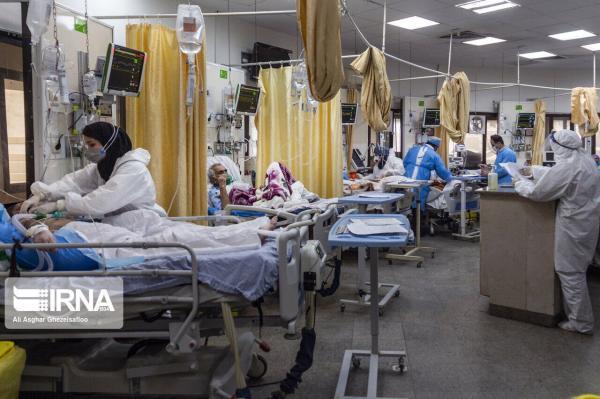 خبرنگاران ظرفیت بخش کرونا در بیمارستان های کردستان تکمیل شد