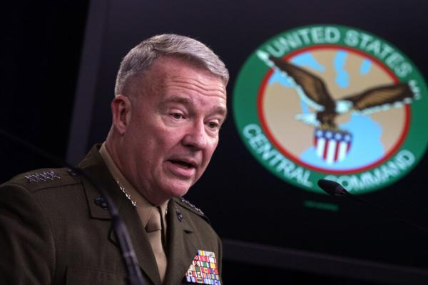 اعتراف ژنرال مک کنزی درباره ایران؛شرایط به نفع حمله کننده خواهد بود