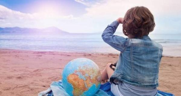 روزهای کرونایی و گردشگری مجازی بچه ها