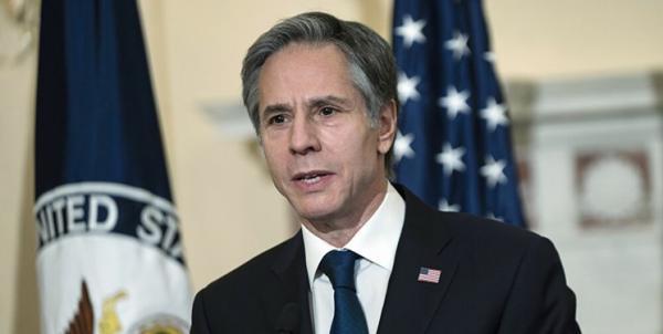 در بحبوحه تنش ها با روسیه؛ وزیر خارجه آمریکا به اوکراین سفر می نماید