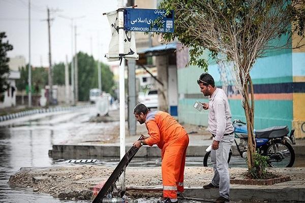 سامانه بارشی کشور را فرا می گیرد، هشدار تشدید فعالیت سامانه بارشی در 17 استان