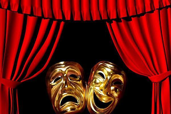 نمایش روحوضی در تئاتر
