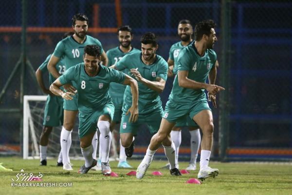90 دقیقه پر التهاب در انتظار فوتبال ایران، مساوی بلای جان است و شکست خاتمه رویای بزرگ