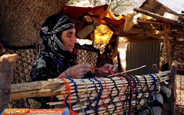 توجه به ظرفیت های مغفول مانده عشایر البرز در دو حوزه توریست و صنایع دستی