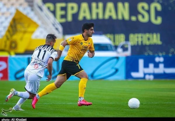حسینی: بازی با پرسپولیس نمی تواند قهرمان را تعیین کند، شانس هر 3 مدعی برابر است