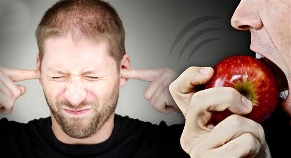 صدای غذا خوردن دیگران آزاردهنده است؟ دچار میسوفونیا شده اید!