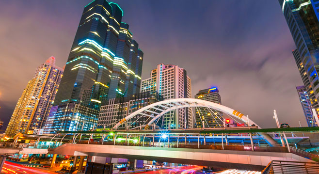 تایلند مرکز تفریح و تجارت