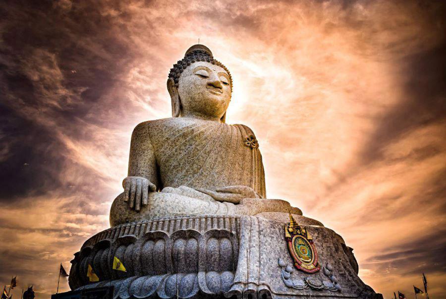 مجسمه بزرگ بودا در پوکت